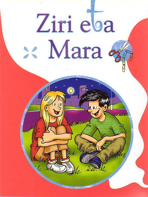 Ziri Eta Mara por Jose Ramon Etxebarria epub
