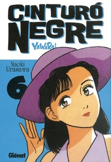 Cinturo Negre Nº 6 (edicio En Catala) por Naoki Urasawa