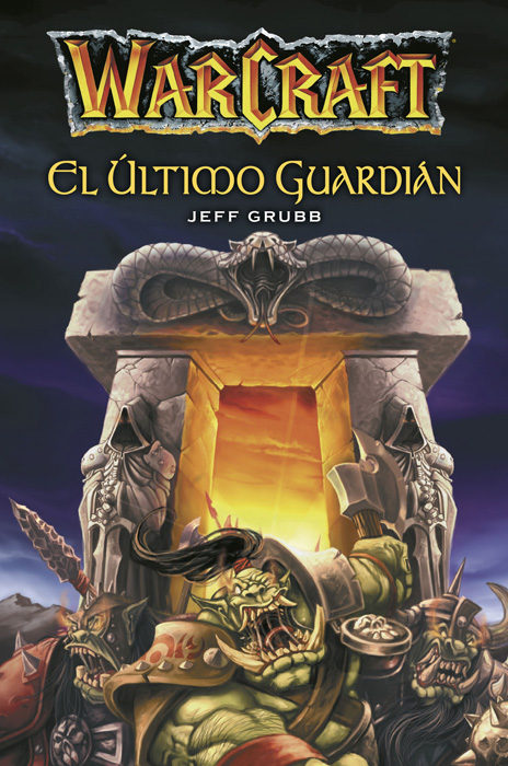 warcraft: el último guardián-jeff grubb-9788490948941