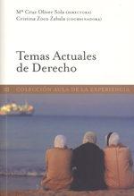 Temas Actuales De Derecho por Maria Cruz Oliver Sola epub