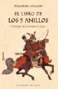 el libro de los 5 anillos-miyamoto musashi-9788497771641