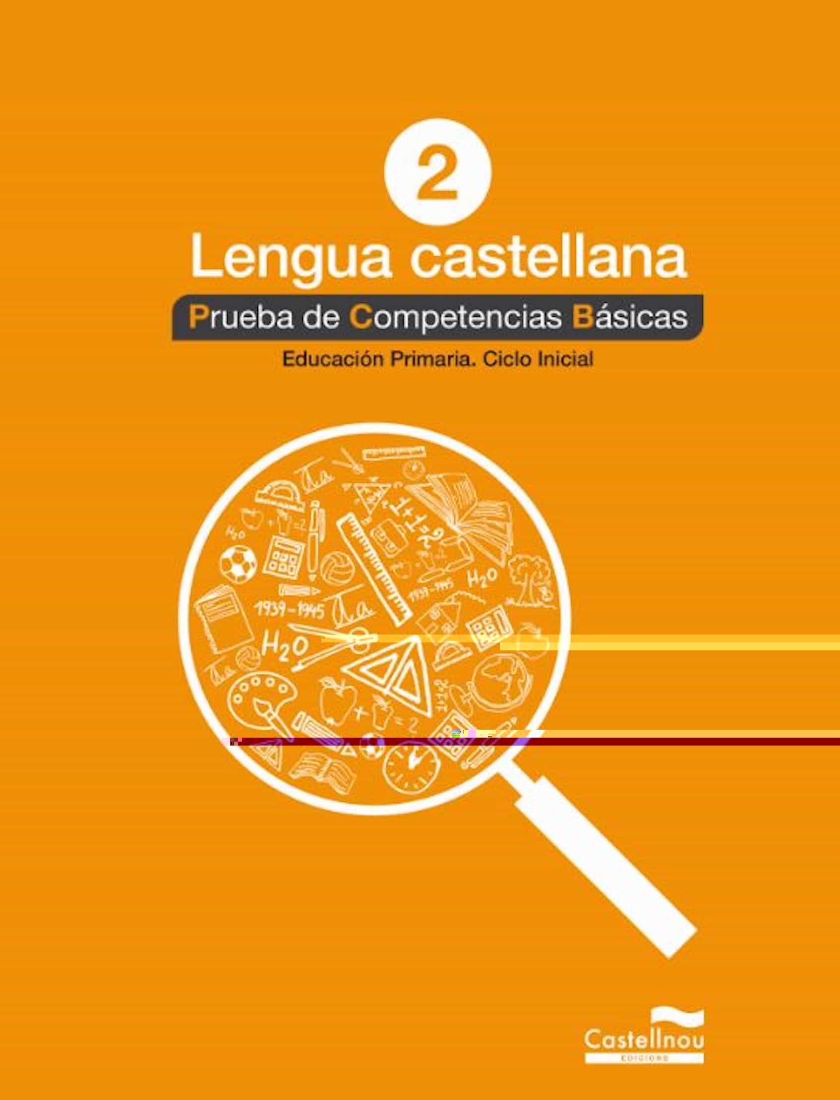 Castellà 2: Proves Competències Bàsiques por Vv.aa. epub
