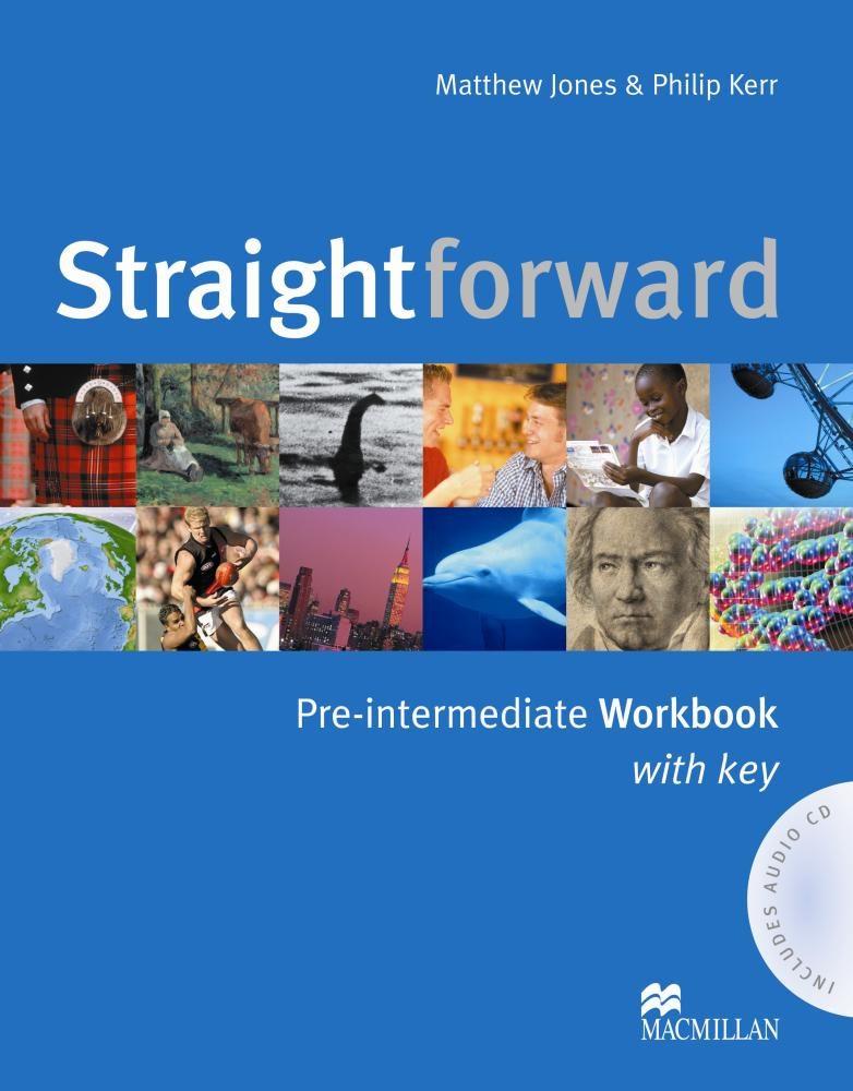 Straightforward: Workbook With Key (pre-intermediate) (incluye Au Dio-cd) (incluye Port-folio) por Matthew Jones epub
