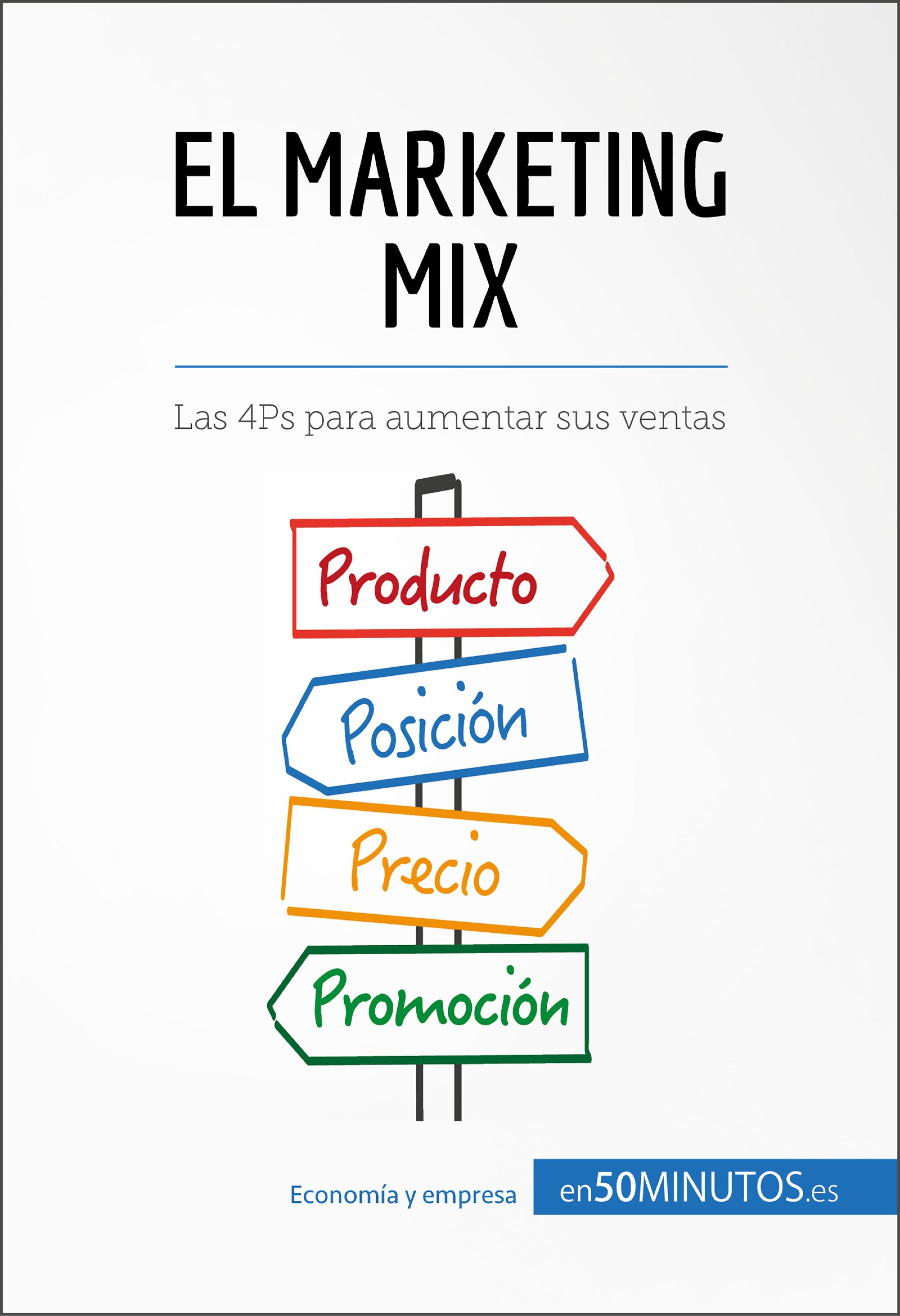 how to create a marketing mix