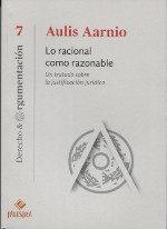 Lo Racional Como Razonable por Aulis Aarnio