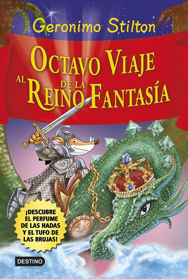 Resultado de imagen de libro el octavo viaje al reino de la fantasia