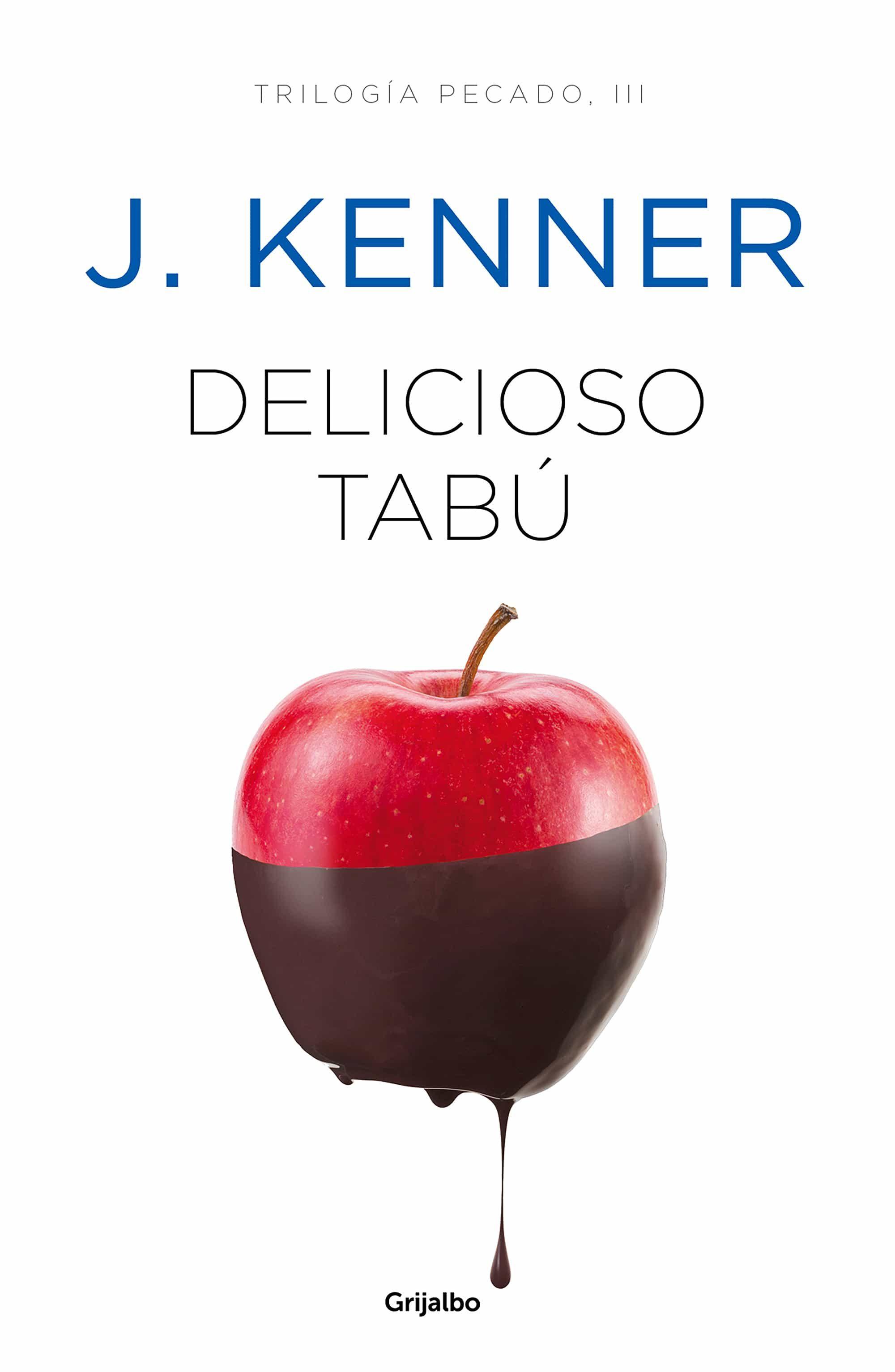 delicioso tabú (trilogia pecado 3)-j. kenner-9788425356551