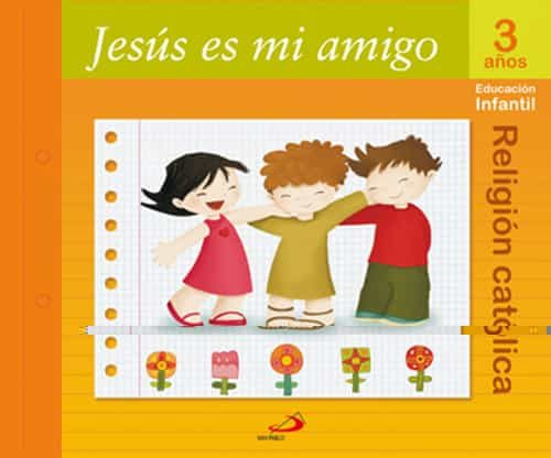 Proyecto Mana: Jesus Es Mi Amigo. Religion Catolica (1º Educacion Infantil) por Vv.aa. epub