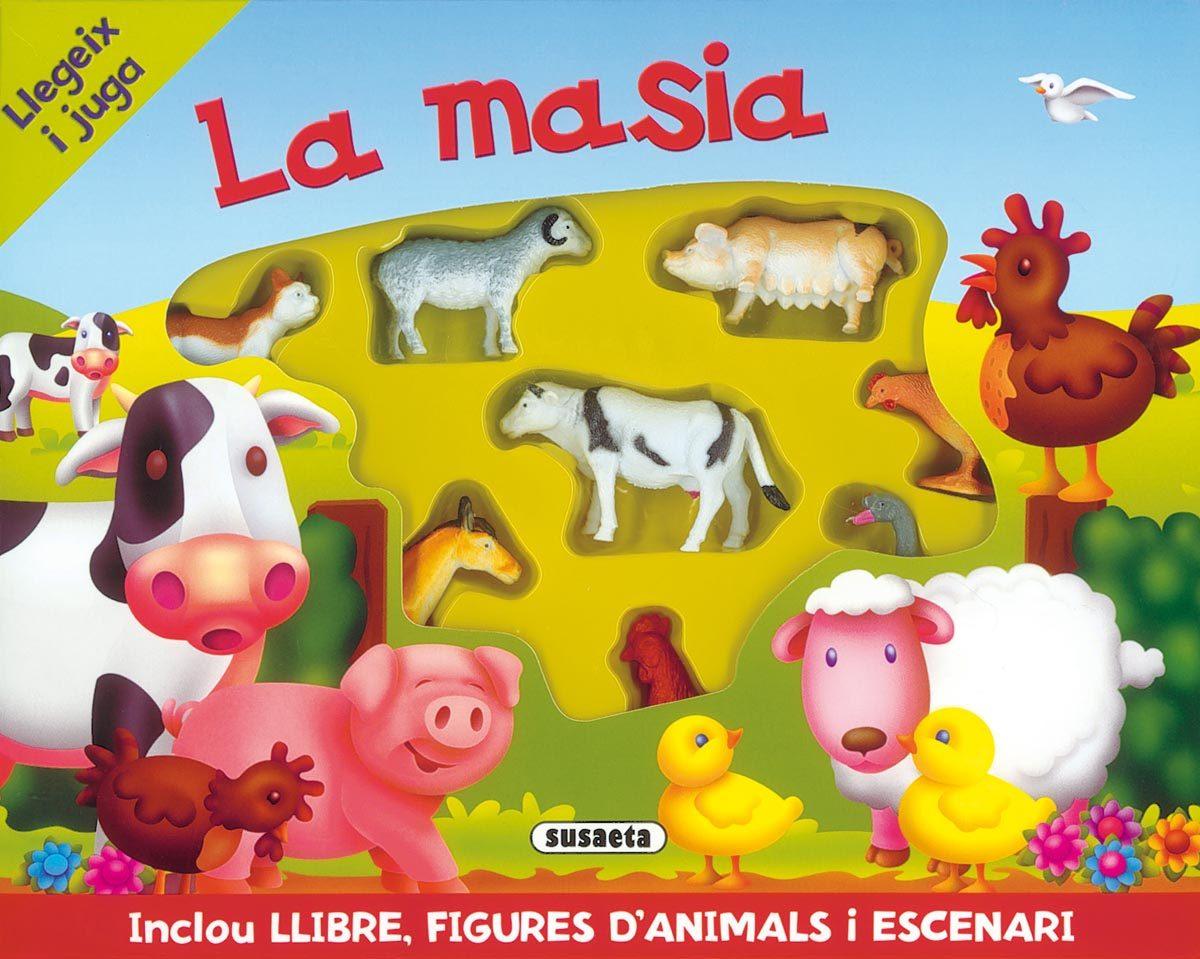 La Masia (llegeix I Juga) por Vv.aa.