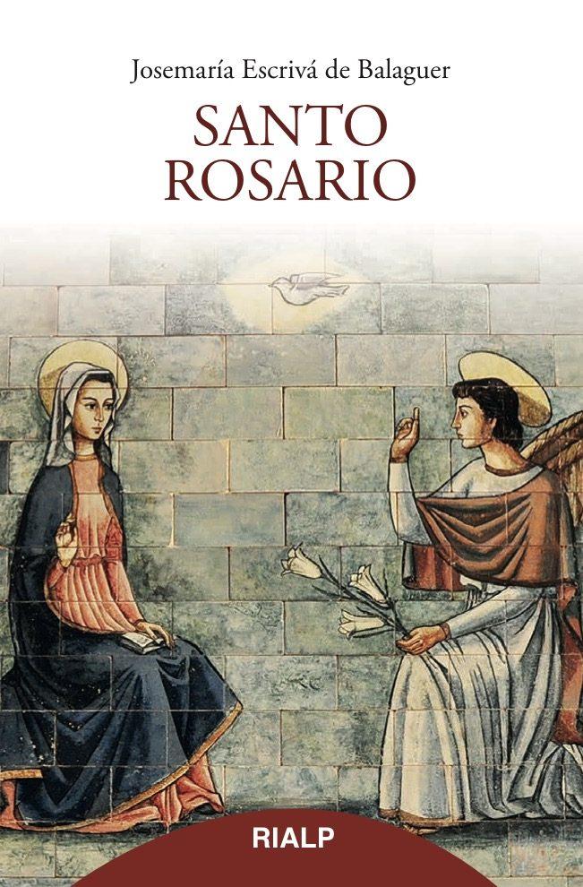 Santo Rosario (bolsillo, Rustica) (52ª Ed.) por Josemaria Escriva De Balaguer