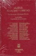 mujeres, igualdad y libertad: un homenaje a enriqueta chicano-cruz sanchez de lara-9788447028351