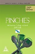 Pinches Del Servicio Gallego De Salud (sergas). Temario Parte Esp Ecifica por Vv.aa.