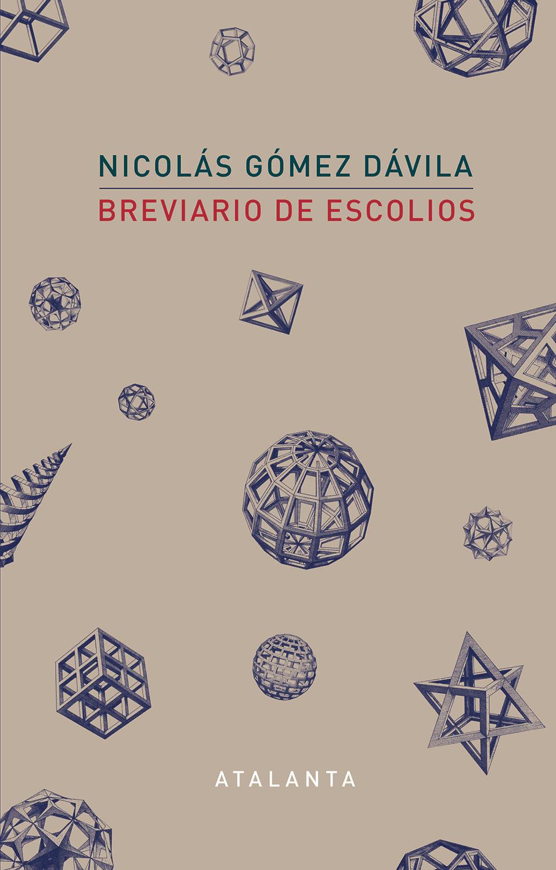 brevario de escolios-nicolas gomez davila-9788494729751