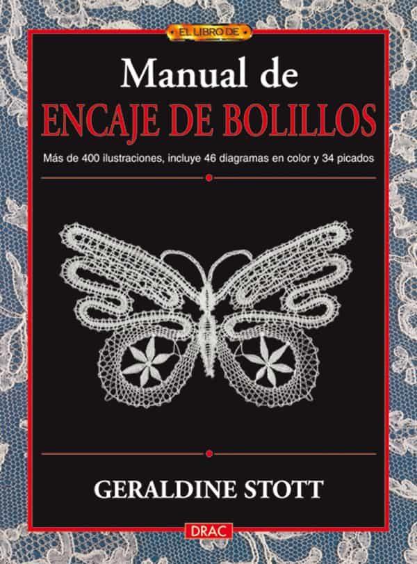 manual de encaje de bolillos-geraldine stott-9788496777651