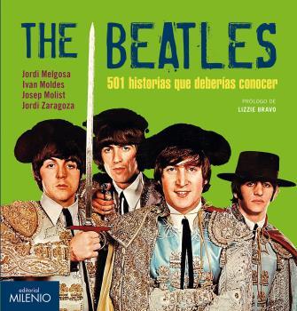 the beatles. 501 historias que deberías conocer-9788497437851