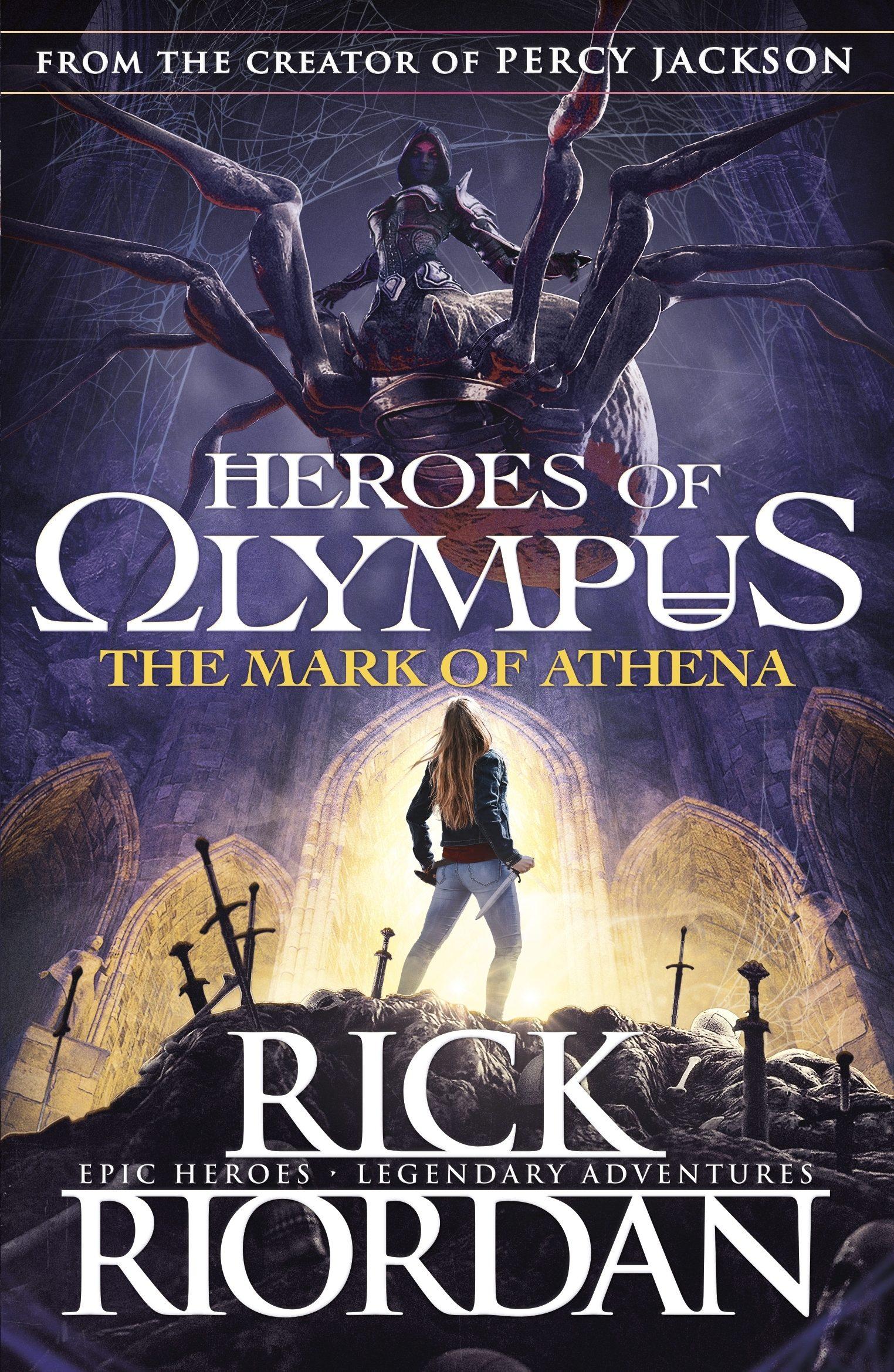 Mark Of Athena Pdf Full Book