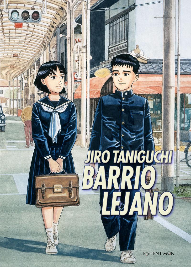 Barrio Lejano por Jiro Taniguchi