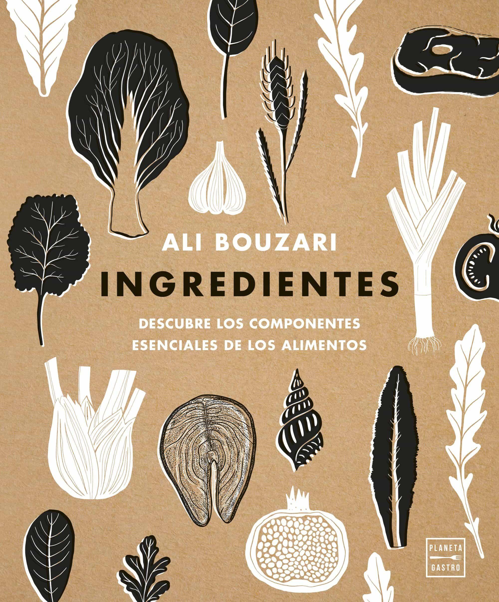 Ingredientes: Descubre Los Elementos Esenciales De Los Alimentos por Ali Bouzari