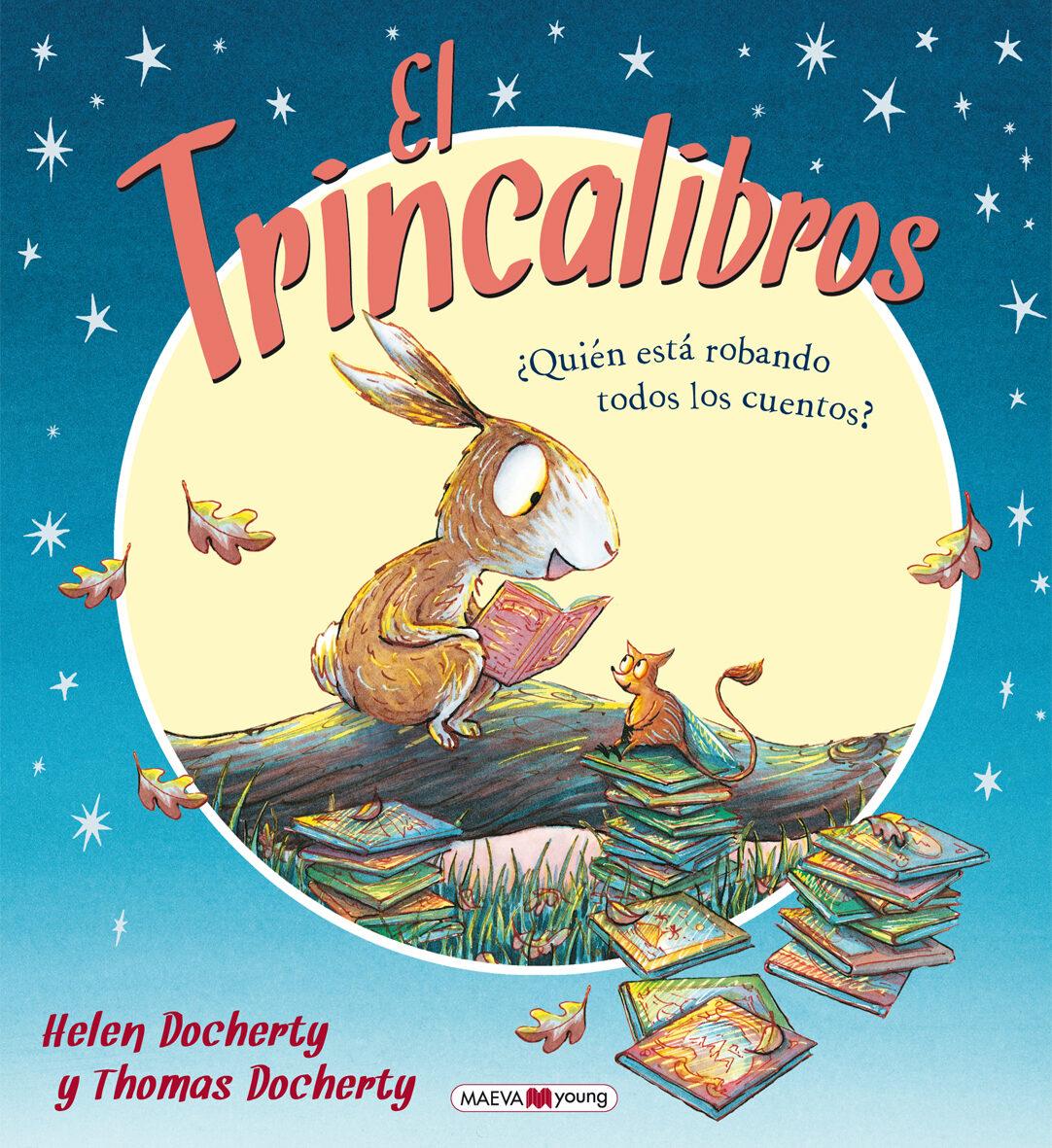 Trincalibros por Helen Docherty;                                                                                                                                                                                                                                   Thoma