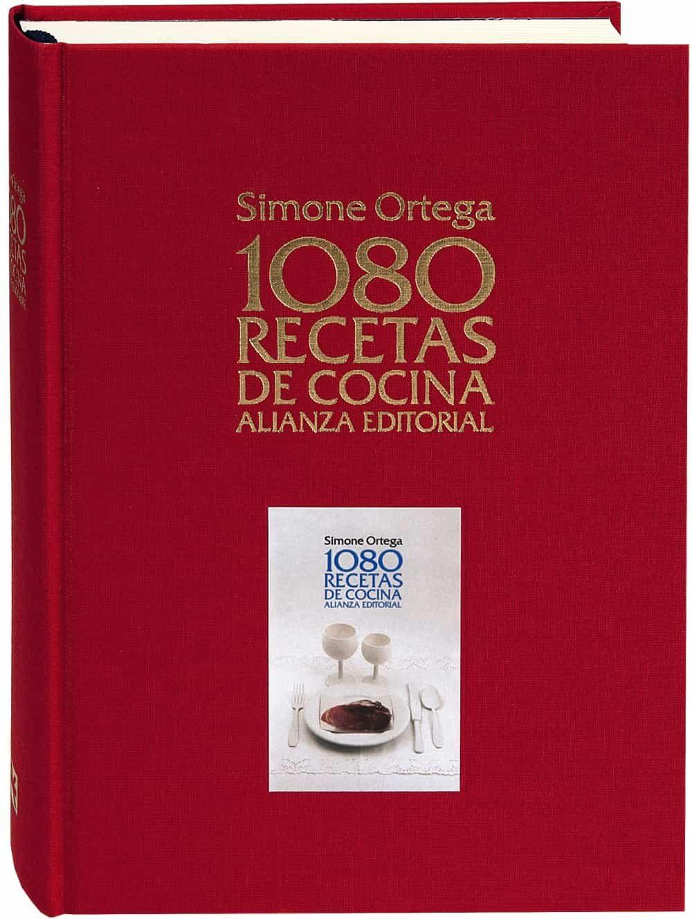 LIBRO 1080 RECETAS DE SIMONE ORTEGA PDF