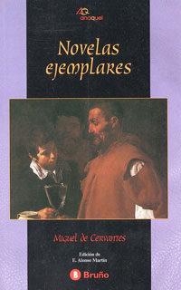 novelas ejemplares-miguel de cervantes saavedra-9788421614761