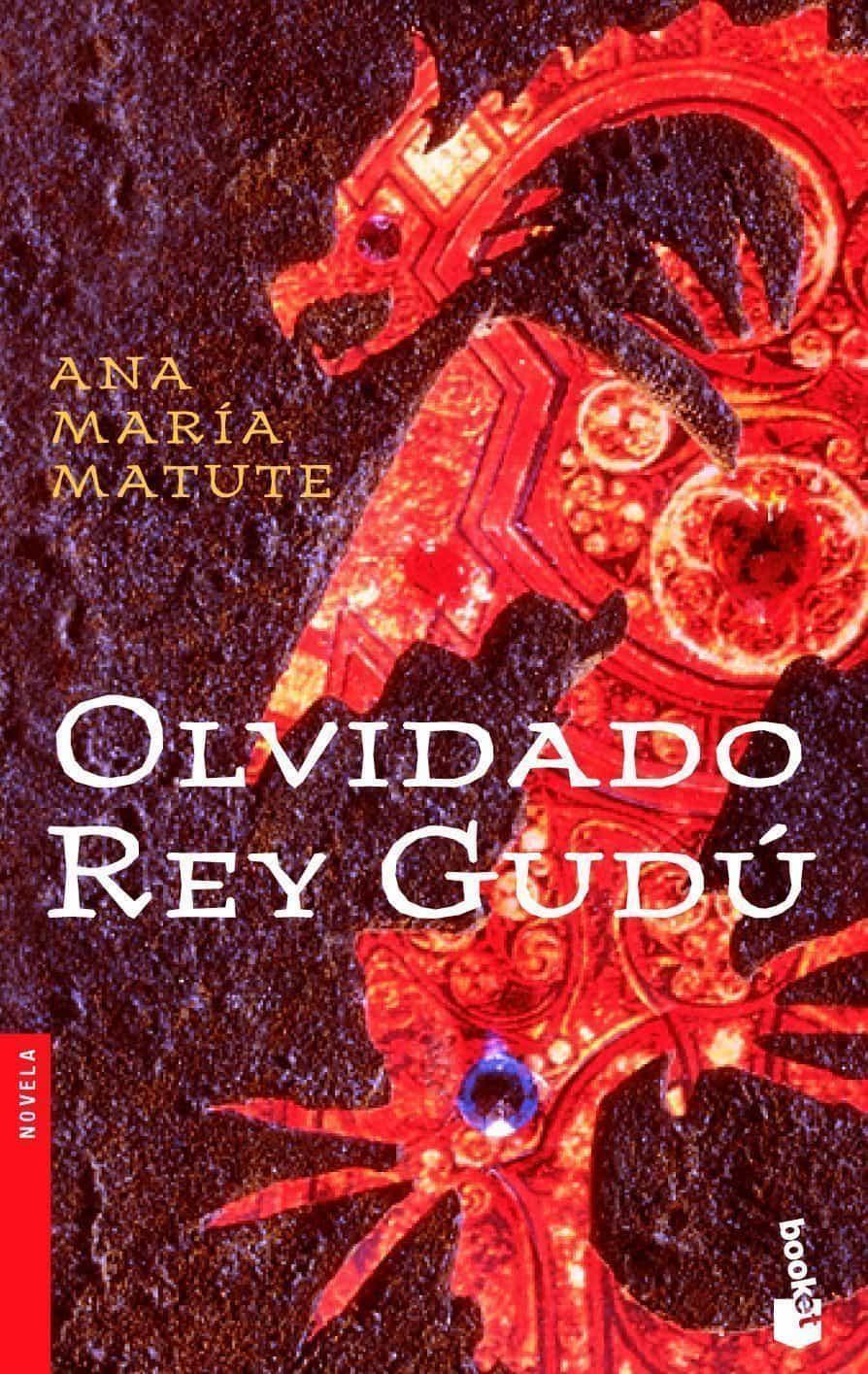 olvidado rey gudu-ana maria matute-9788423338061