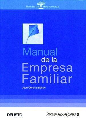 Manual De La Empresa Familiar por Vv.aa. Gratis
