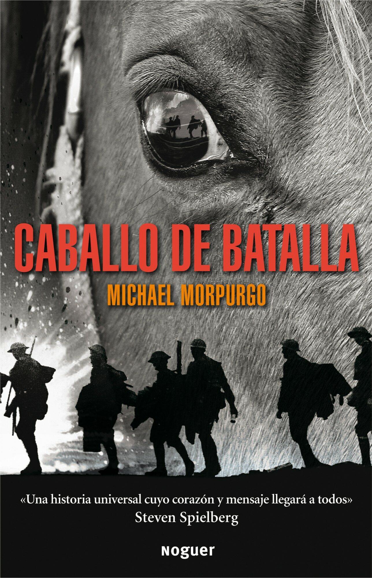 caballo de batalla-michael morpurgo-9788427901261