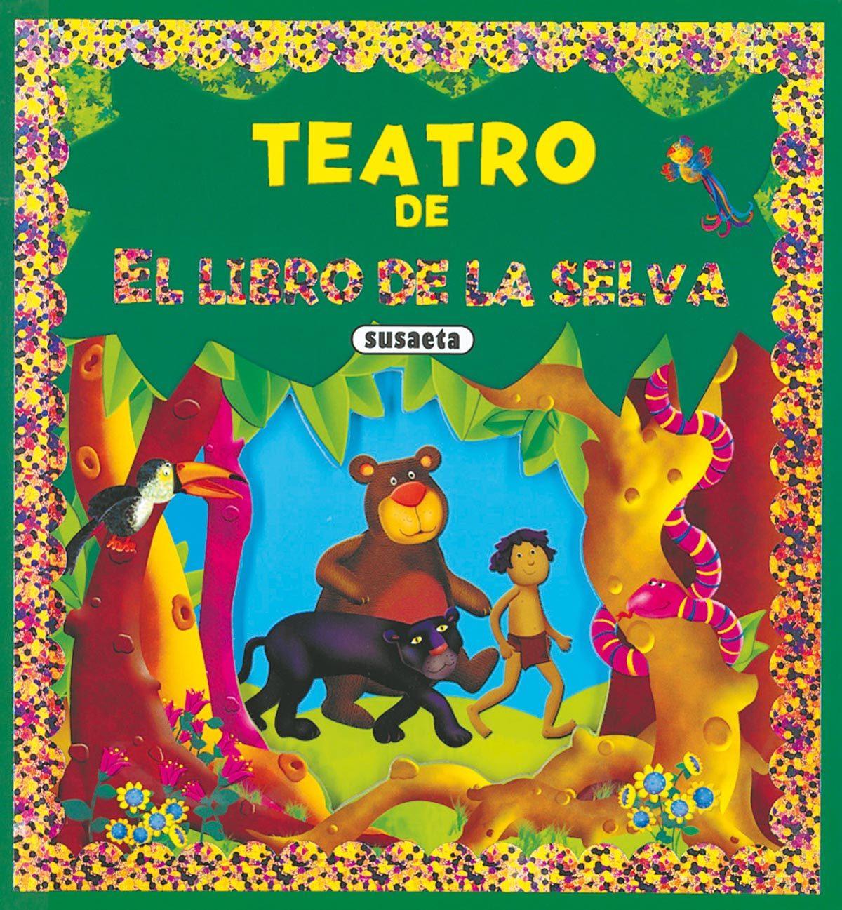 Teatro De... El Libro De La Selva por Vv.aa. Gratis