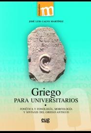 Griego Para Universitarios por Calvo Martínez José Luis