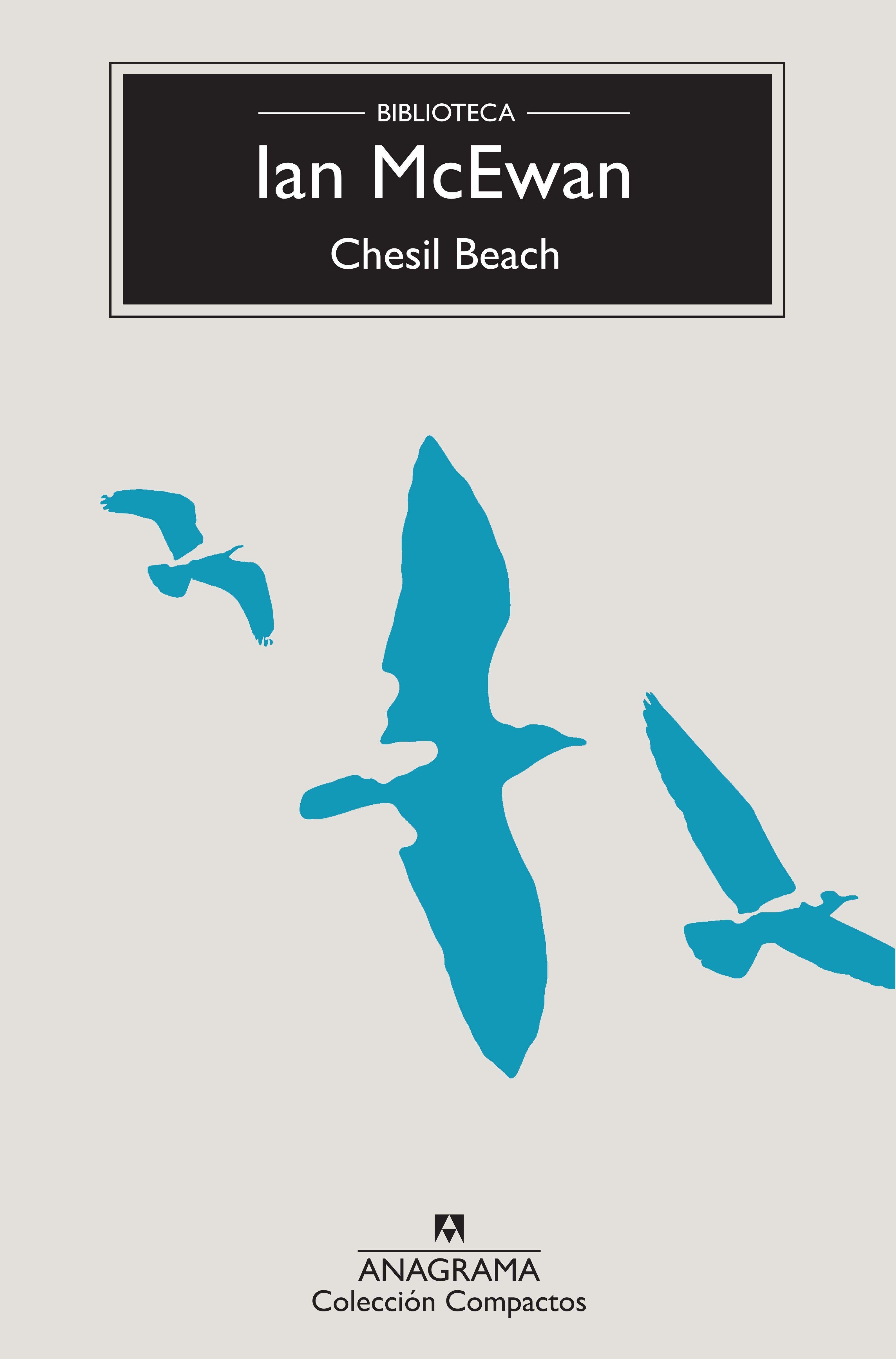 Chesil Beach por Ian Mcewan