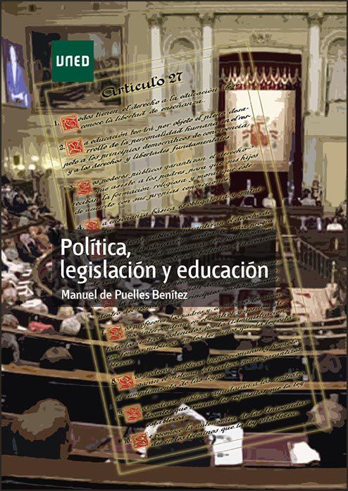 Política, Legislación Y Educación   por Vv.aa.