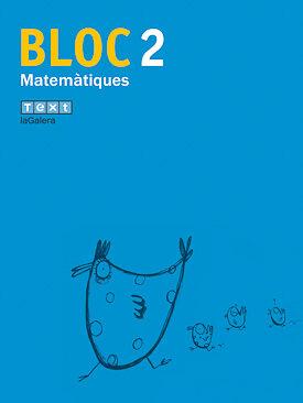 Bloc Matemàtiques 2 (projecte Tram) por Vv.aa.
