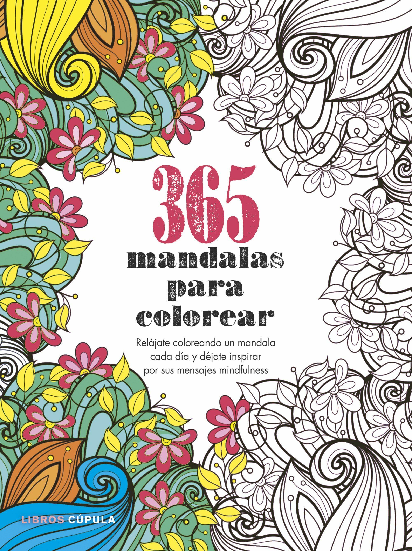365 MANDALAS PARA COLOREAR | VV.AA. | Comprar libro 9788448022761