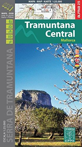 descargar TRAMUNTANA CENTRAL. MALLORCA pdf, ebook