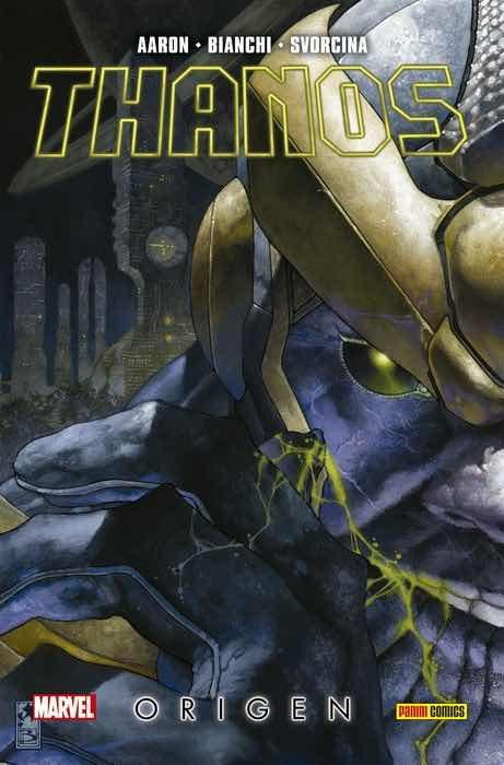 Thanos: Origen por Jason Aaron