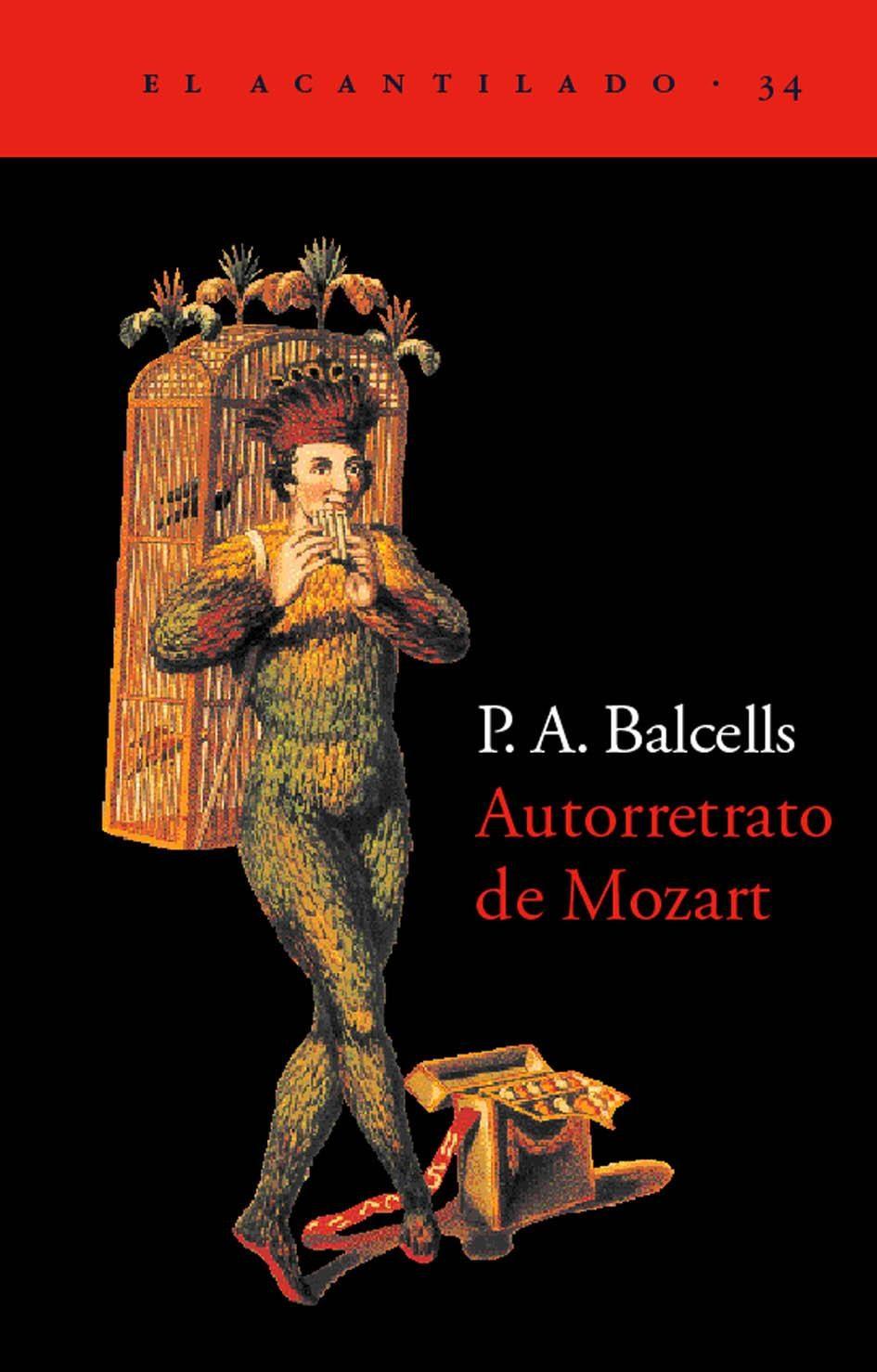 autorretrato de mozart-p.a. balcells-9788495359261