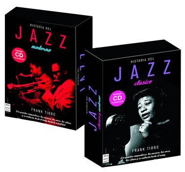 Historia Del Jazz Clasico (incluye Cd Recopilatorio) (2 Vols.) por Frank Tirro Gratis