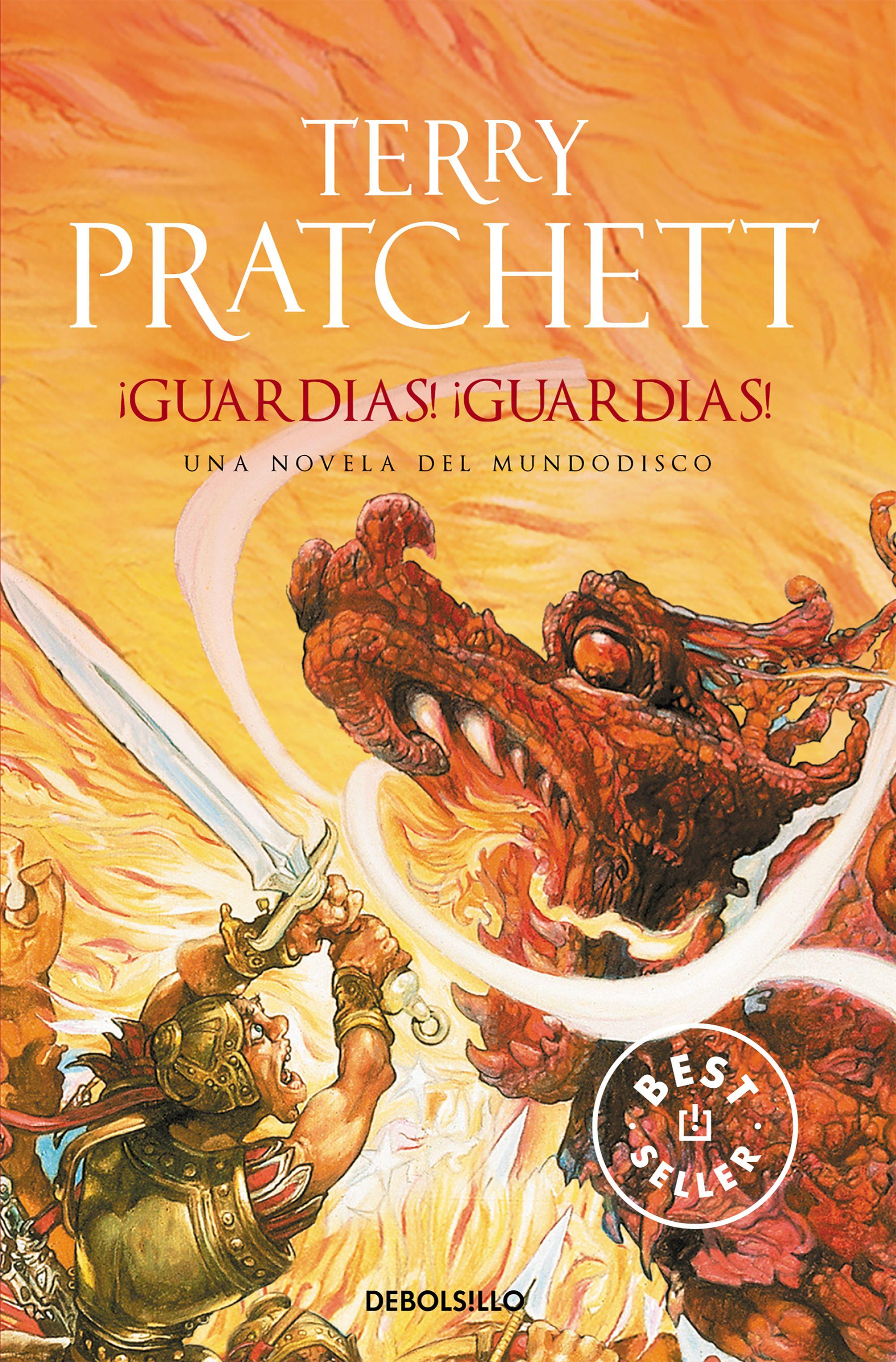 Resultado de imagen de Â¡Guardias! Â¿Guardias?, de Terry Pratchett