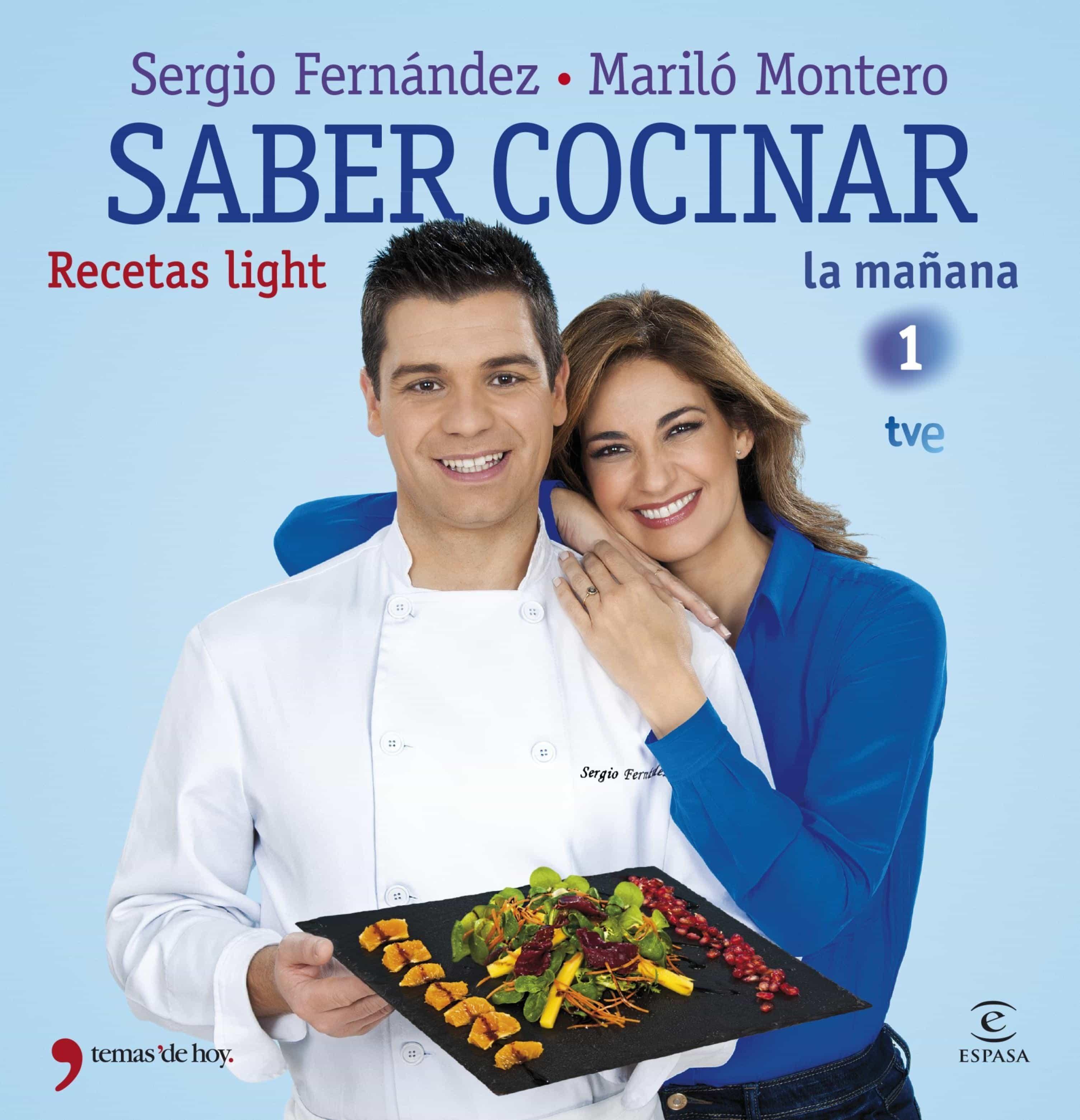 Exceptional Saber Cocinar Recetas Light (ebook) Marilo Montero Sergio  Fernandez 9788499982861