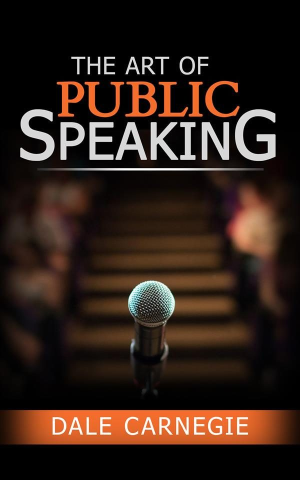 The Art Of Public Speaking   por Carnegie Dale epub