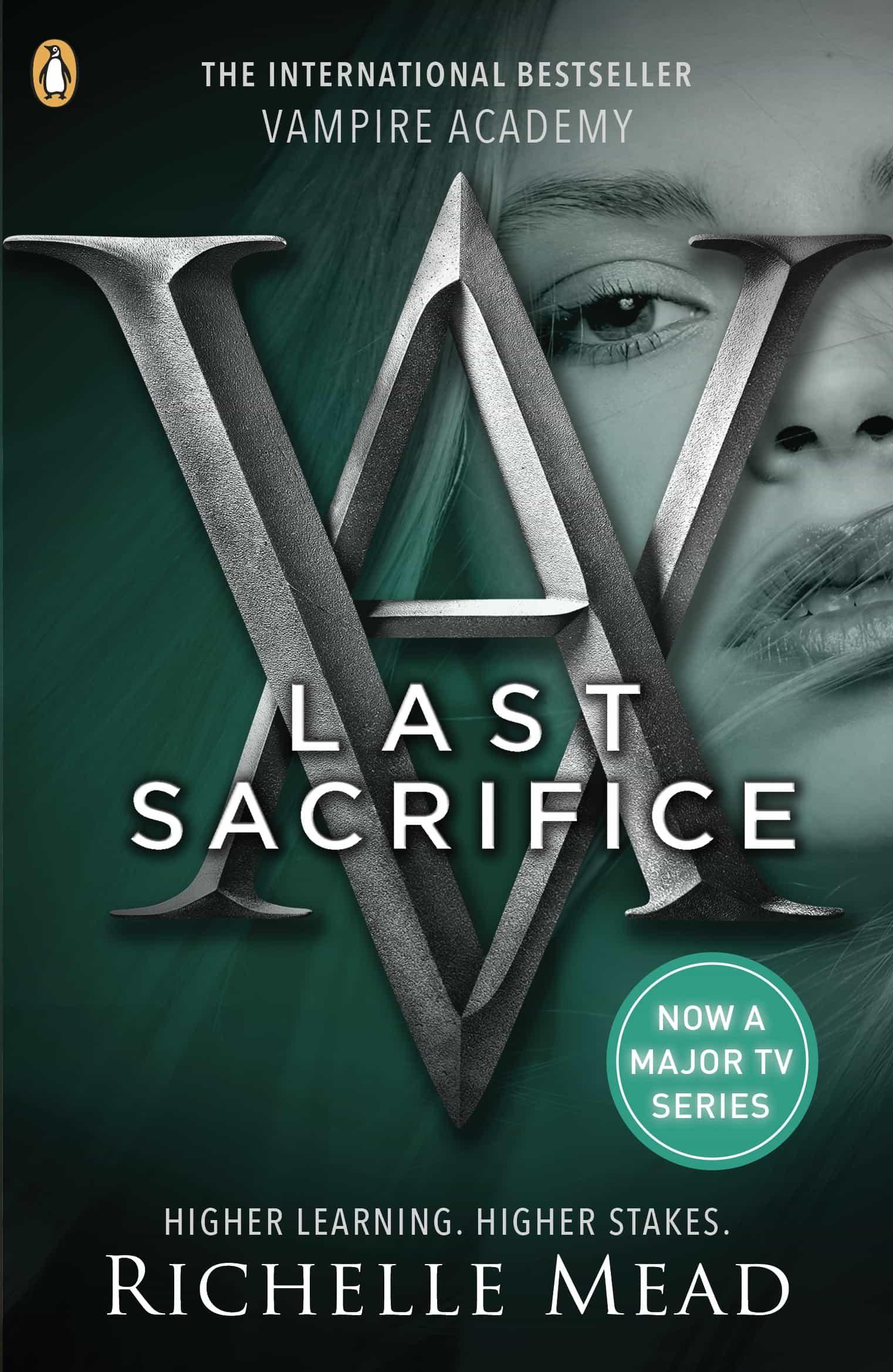 Vampire Academy Last Sacrifice Book 6 Ebook Richelle Mead