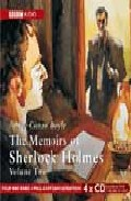 The Memoirs Of Sherlock Holmes (vol. Ii) (4 Cd S) por Arthur Conan Doyle;                                                                                                                                                                    