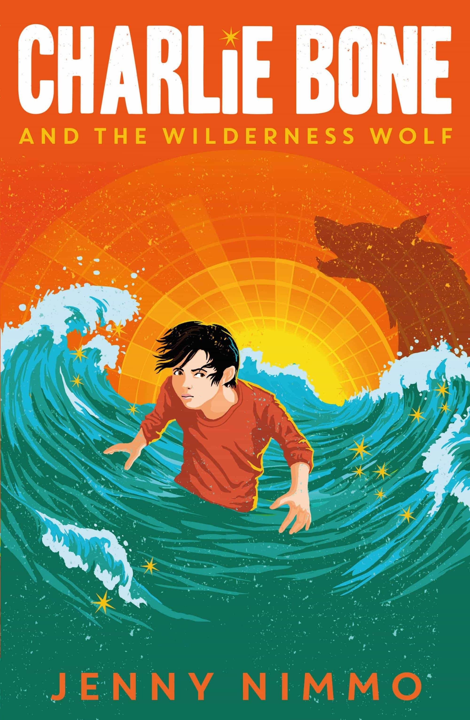 Charlie Bone And The Wilderness Wolf (ebook)jenny Nimmo9781780312071