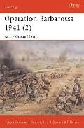 Operation Barbarossa 1941 (2): Army Gropu North por Robert Kirchubel