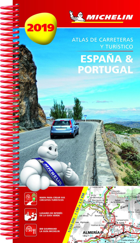 atlas españa y portugal 2019-9782067236271