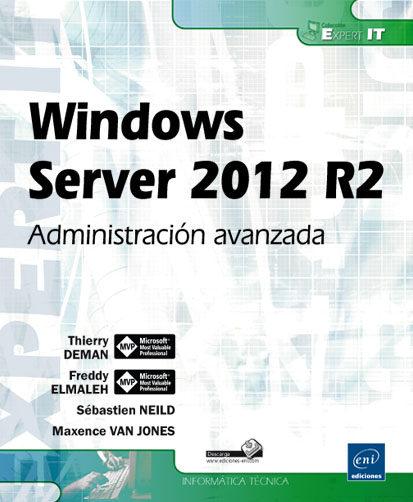 Resultado de imagen para Windows Server 2012 R2: administración avanzada