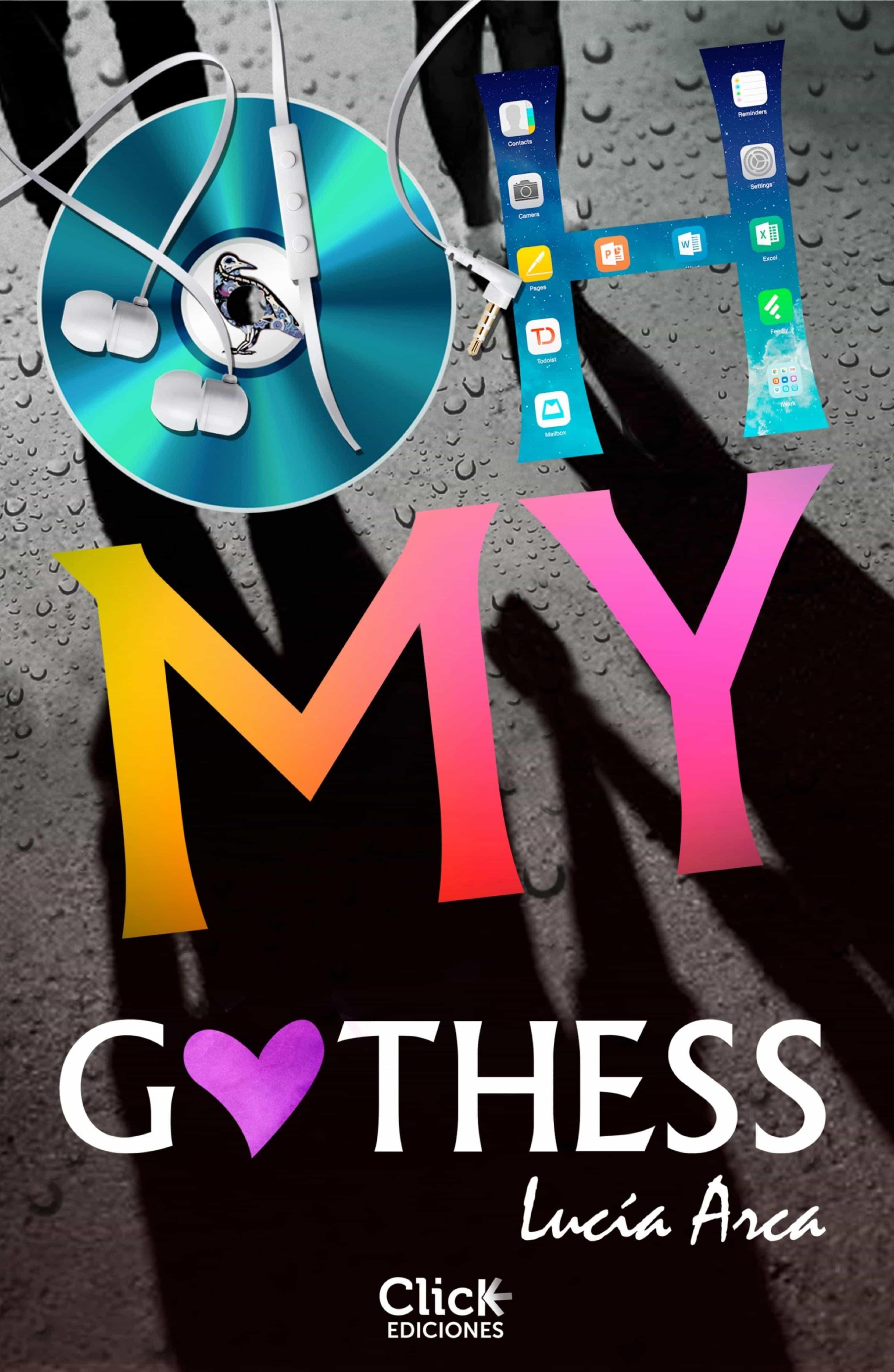 Resultado de imagen de ISBN OH MY GOTHESS
