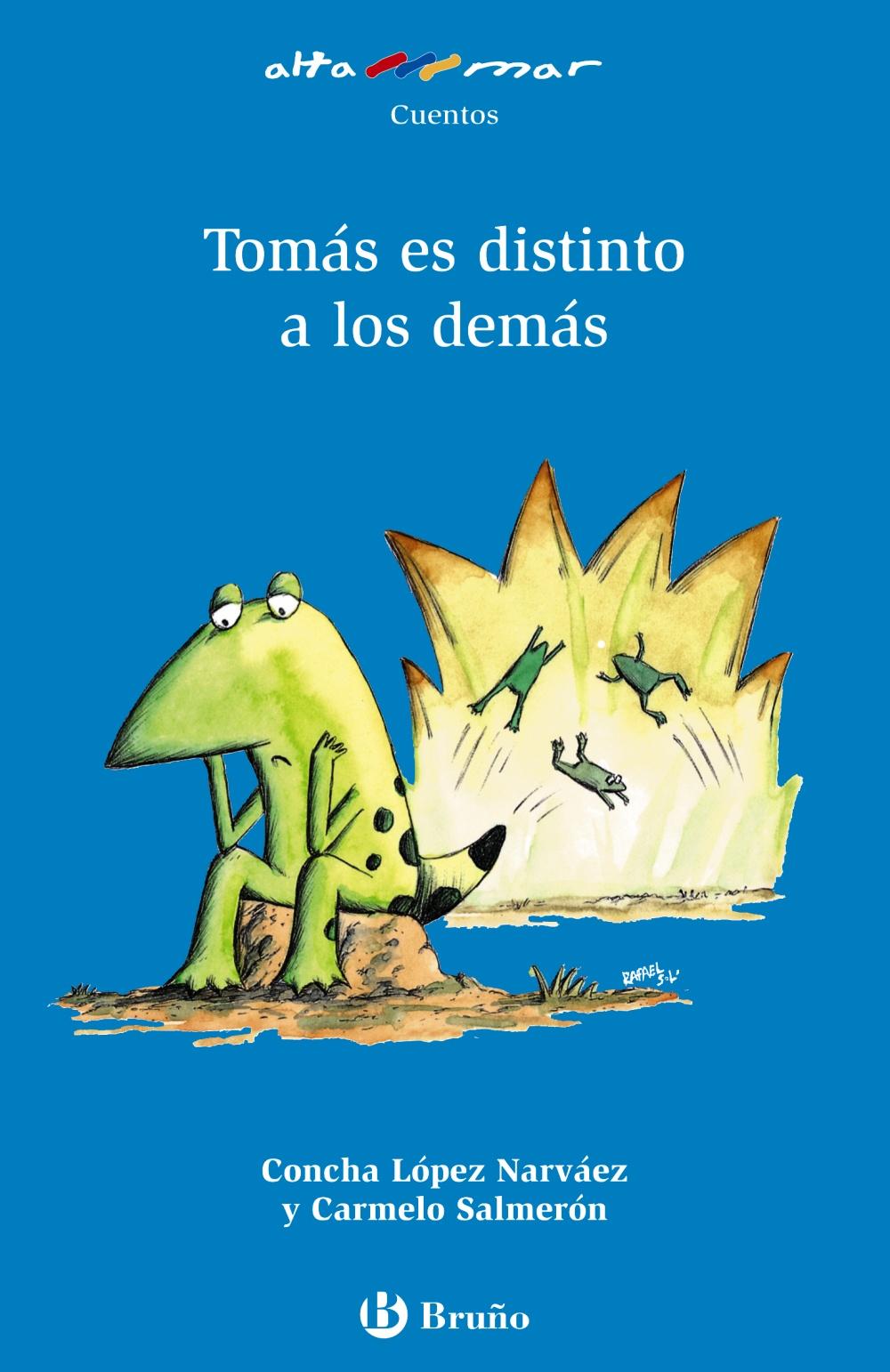 Tomas Es Distinto A Los Demas por Vv.aa.