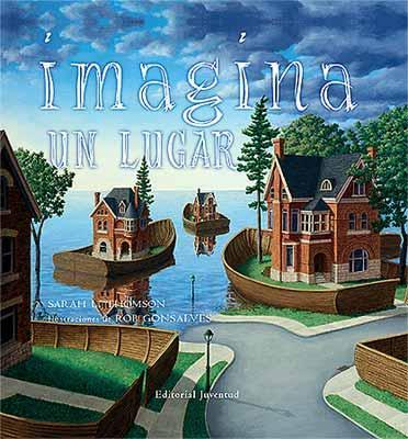 Imagina Un Lugar (2ª Ed) por Sarah L. Thomson